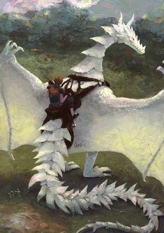 White Dragon by Glad C.