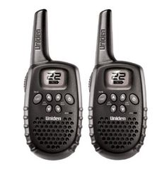 Walkie Talkies for maid of honor and best man to communicate while parties are getting ready. Great way to avoid an accidental run-in of the bride and groom!