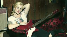 Brody Dalle's album Diploid Love comes out April 29.