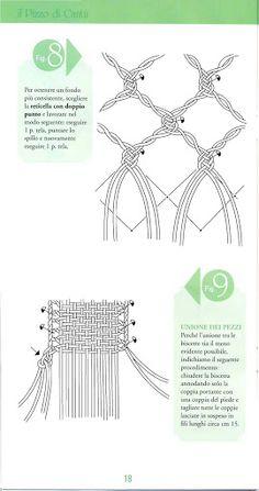 Scuola di Pizzo di Cantù 2007 - Maria Lucia Muñoz - Picasa Web Album Crochet Lace Edging, Freeform Crochet, Crochet Stitches, Romanian Lace, Lace Art, Bobbin Lace Patterns, Hairpin Lace, Lacemaking, Picasa Web Albums