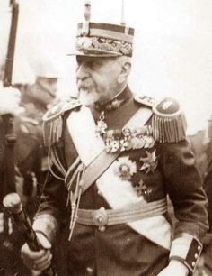 Constantin Prezan (January 27, 1861 Butimanu, Dâmbovița County – August 27, 1943) was a Romanian general during World War I and a Marshal of Romania afterward.