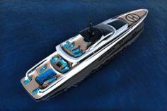 XL-300 Sport Yacht Federico Fiorentino
