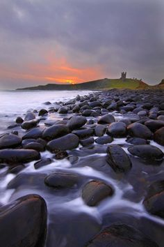 Dunstanburgh Castle, Northumberland Coast