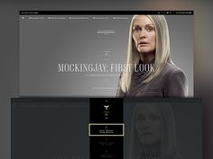 Mockingjay Firstlook by Brijan