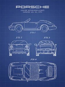 Nikon f2 blueprint graphics communications arts politi blueprint print featuring the drawing porsche patent from 1990 blueprint by malvernweather Gallery