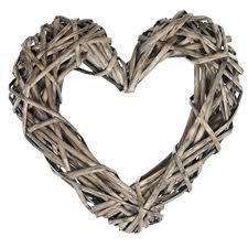 Wicker Heart £3.95