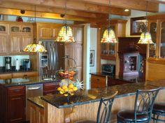 #timberframe #kitchen