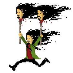 On instagram by cem_g_ceylan #c64 #microhobbit (o) http://ift.tt/2gOAoHQ :)))) . . . . . . . . . . . #art #pixelart #sketch #pixel #pixels #commodore  #commodore64 #cgceylan #show #beşiktaş #standup #sahne #fun #retro #vintage #game #design #kaset #kadıkoy #selfie #istanbul #kafa #kafaayarı #ayar #adventure :)