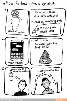 How to deal with a crush