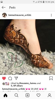 Kashee's Mehndi Designs, Cool Henna Designs, Latest Henna Designs, Legs Mehndi Design, Mehndi Design Photos, Wedding Mehndi Designs, Beautiful Henna Designs, Mhndi Design, Leg Mehndi