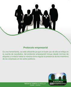 Protocolo empresarial #organizadoreseventos