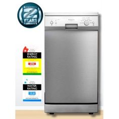 Parmco PD45-SLIM-SS, SLIM DISHWASHER @ Appliance Smart $699 (was $833.45)…