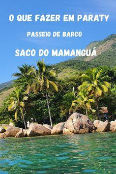 Quer saber o que fazer em Paraty ? Leia nesse post sobre o passeio de barco pelo Saco do Mamanguá.