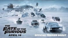 The Fate of the Furious - Official Trailer 2 Hd Movies, Movies To Watch, Movies Online, Movie Tv, Movie Cars, Trailer 2, Official Trailer, Movie Trailers, Fate Of The Furious