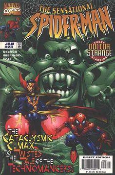 Sensational Spider-Man 23