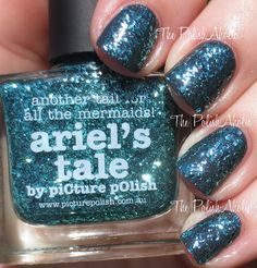 The PolishAholic: piCture pOlish New Shades Swatches & Review