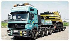 Mercedes Benz.2653 .Zw.trantsport. JCB RUPSKRAAN.