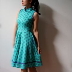 #fall4vintage in Turquoise