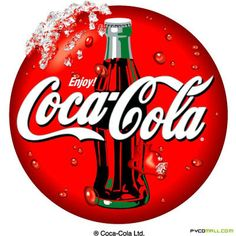 Coca-Cola has had roughly the same brand logo since its inception. Meanwhile, Pepsi-Cola changed its logo about 11 times since Coca Cola Vintage, Coca Cola Ad, Always Coca Cola, Dr Pepper Can, Famous Logos, Coke Cans, Diet Coke, At Least, Sodas
