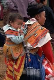 Image result for women and babies in Tibet