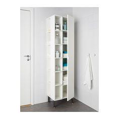 GUNNERN Mirror cabinet with 1 door, white | Mirror cabinets, Doors ...