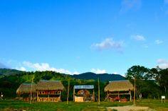 Basecamp at Kalu Yala, Panama