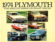 1974 Plymouth Flyer