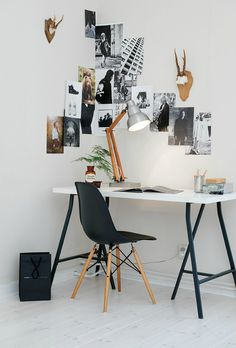 black_dsw_eames_chair_skull_decorations