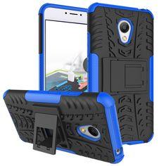 대한 meizu m3 mini case tpu & pc 듀얼 갑옷 커버 스탠드 홀더 하드 실리콘 갑옷 커버 충격 case 대한 meizu m3s mini