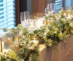 Wedding Prep, Wedding Table, Wedding Planning, Dream Wedding, Wedding Hall Decorations, Table Decorations, Pretty Lights, Table Flowers, Wedding Flowers