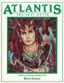 Atlantis role playing games - Wayne's Books RPG Reference