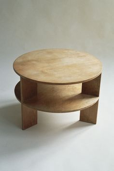 Gerald Summers coffee table