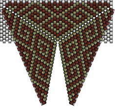 Vezsuzsi gyöngyei: minta-pattern