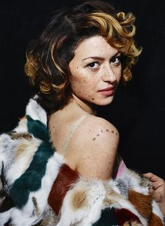 "complices: """"Alia Shawkat photographed by Matt Irwin for V magazine "" """