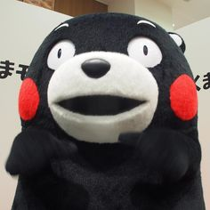 #Kumamon#くまモン#酷ma萌#熊本熊#熊本#日本#Kumamoto#JAPAN#くまモン県#kawaii#ゆるキャラ#cute#funny#くまモンスクエア by mon_mon_kumamon
