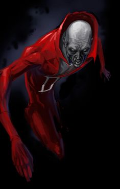 Deadman by pungang.deviantart.com on @deviantART