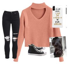 """Untitled #42"" by morrisonjenna on Polyvore featuring AMIRI and Converse"