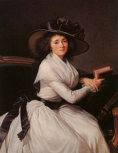 Countess of Châtre, 1789- Louise Elisabeth Vigee Le Brun -