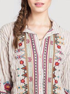 Danika Oversized Shirt