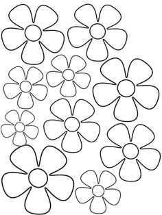 Paper Flower Patterns, Paper Flower Art, Paper Flowers Craft, Paper Crafts Origami, Felt Flowers, Butterfly Crafts, Flower Crafts, Hand Embroidery Designs, Embroidery Art