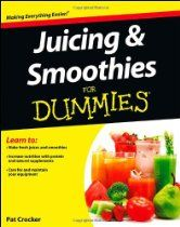 """Read """"Juicing and Smoothies For Dummies"""" by Pat Crocker available from Rakuten Kobo. Lose weight and cleanse your body with juices and smoothies Losing weight and being healthy is often on our minds, but n. Healthy Juice Recipes, Raw Food Recipes, Wine Recipes, Smoothie Recipes, Juice Smoothie, Fruit Smoothies, Healthy Smoothies, Healthy Fruits, Juice Fast"""