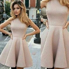Dulcis Shop, the most beautiful dresses & furs! Even the mannequins are gorgeous! Hoco Dresses, Little Dresses, Homecoming Dresses, Dress Outfits, Evening Dresses, Casual Dresses, Fashion Dresses, Dresses For Work, Prom Dres