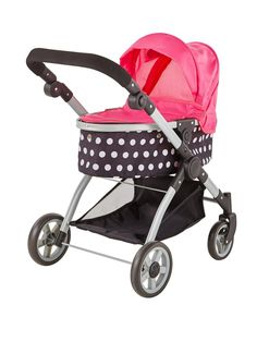 Shop Very for women's, men's and kids fashion plus furniture, homewares and electricals. Baby Girl Strollers, Baby Doll Accessories, Dolls Prams, Beautiful Baby Girl, Baby Born, Reborn Baby Dolls, Kids Fashion, Bb, Room Ideas