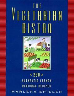 The Vegetarian Bistro: 250 Authentic French Regional Recipes by Marlena Spieler, http://www.amazon.com/dp/0811813762/ref=cm_sw_r_pi_dp_lQdjrb15TW9W8