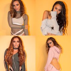 ImageFind images and videos about little mix, perrie edwards and jesy nelson on We Heart It - the app to get lost in what you love. Little Mix Touch Video, Little Mix 2017, Little Mix Outfits, Jesy Nelson, Perrie Edwards, My Girl, Cool Girl, Litte Mix, Girls Run The World