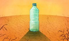 """PLEASE READ THIS ARTICLE! """"Stop Drinking Bottled Water""""... It's important to understand the bigger picture... Personally I use  water bottles that I had gotten free & refill them at home with water that runs through my own filter. It filters 40,000 gallons of water so I don't need to frequently buy new filter cartridges. Check it out here >  https://www.youtube.com/watch?v=BZQ33b801dw"""