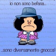 Mafalda sei unica