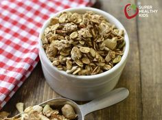 Healthy Sugar Free Granola Recipe | Healthy Ideas for Kids