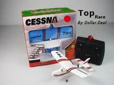 Cessna 781 Electric 2 Ch Infrared Remote Control RC Airplane RTF (Colors Vary) by Top Race. $27.99. Transmitter Requires 6 AA Batteries (Not Included) Extra Parts Included. Auto Stable Technology for Stabled Flight,. Charge time is 20 min. for a 12 min. Flight. Full Flight: Up, Down, Left, Right, 2 Channel, with Lights. Durable Unique material Withstand impact. The Cessna TW-781 is a durable indoor 2 Channel remote control airplane built with a special bendable material...