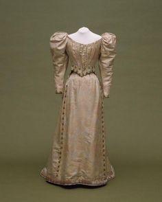 Women's Dress by William Morris, 1893